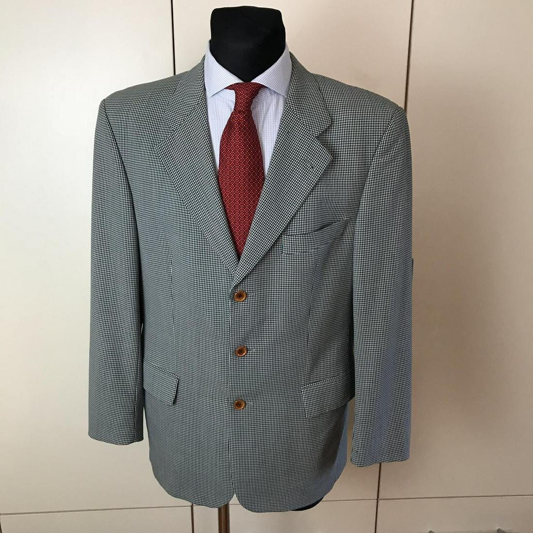 fa6f74c6 Men's HUGO BOSS With Ermenegildo Zegna Blazer