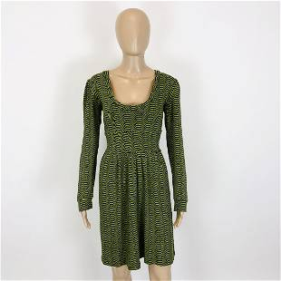 Womens Green Casual Dress Size US 12