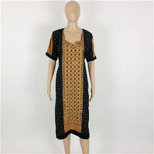 Womens Handmade Tunic Dress