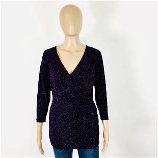 Womens Armani Exchange Top Blouse Sweater