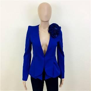 Womens Unknown Designer Blazer Jacket