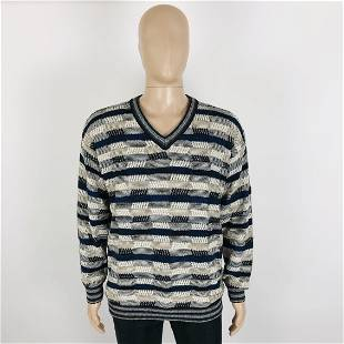 Vintage Mens MAREMMA VNeck Sweater