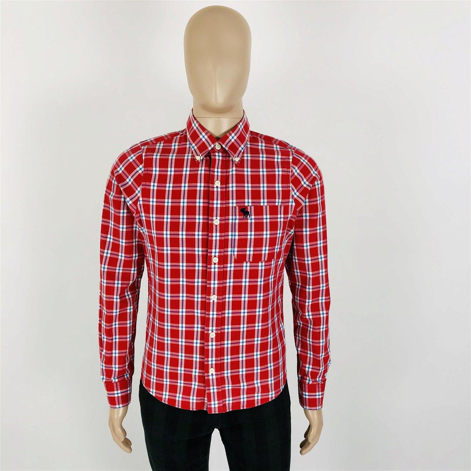 Men's Abercrombie & Fitch Shirt Size S