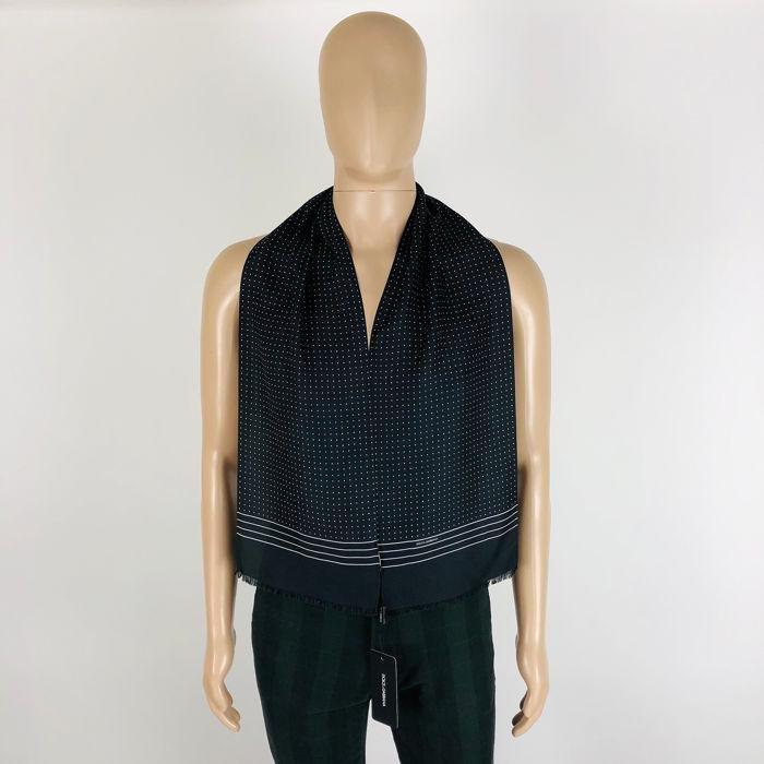 Dolce & Gabbana 100% Silk Scarf