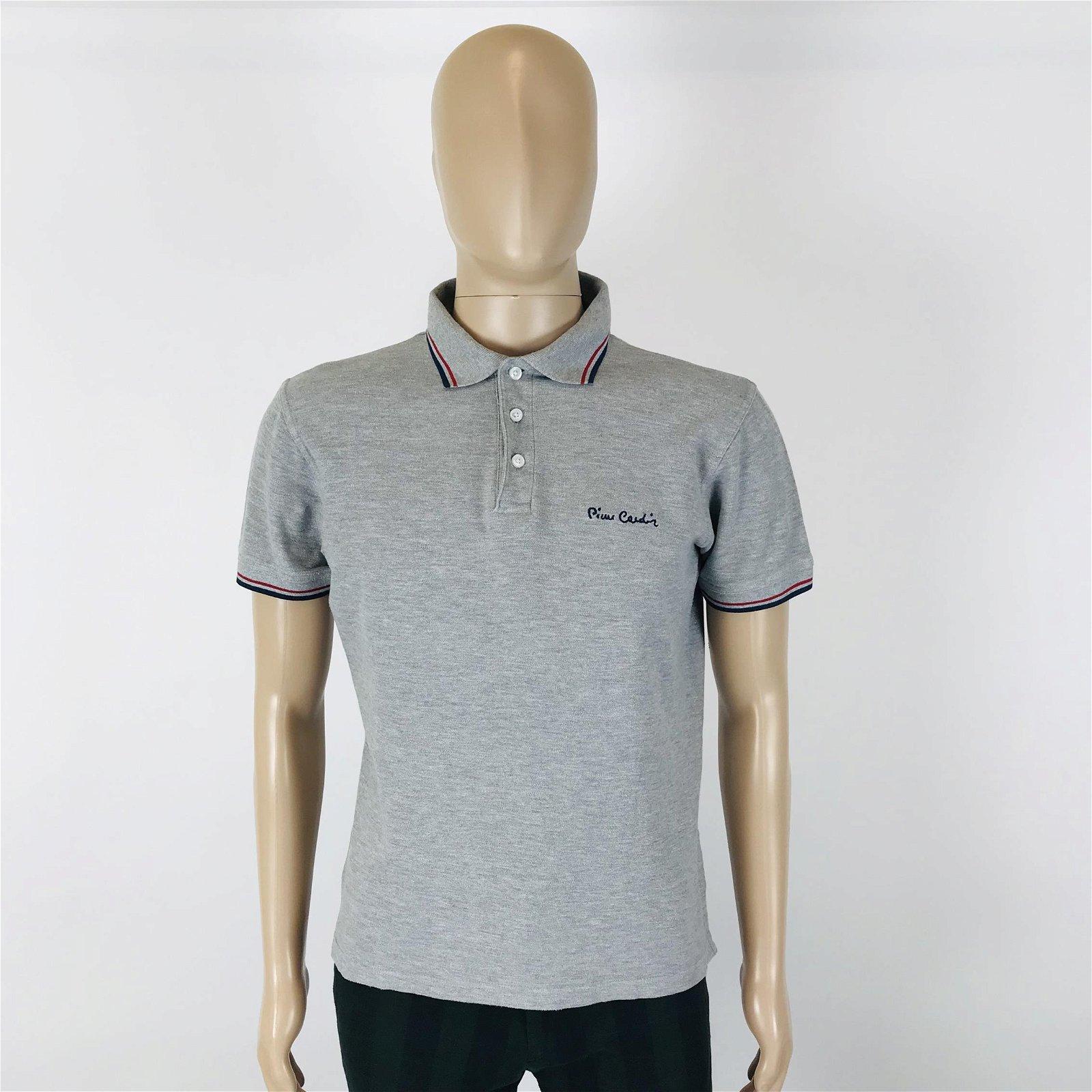 Men's Pierre Carding Polo Shirt Size M