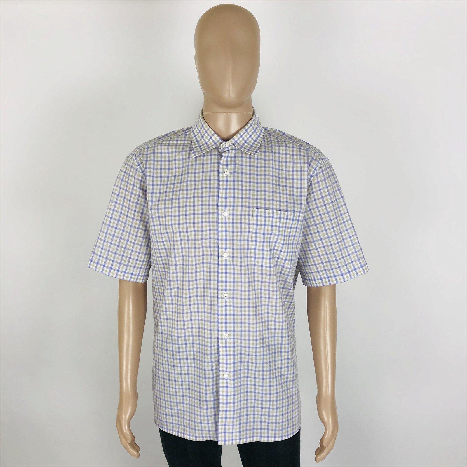 Men's Hugo Boss Regular Short Sleeve Shirt Top
