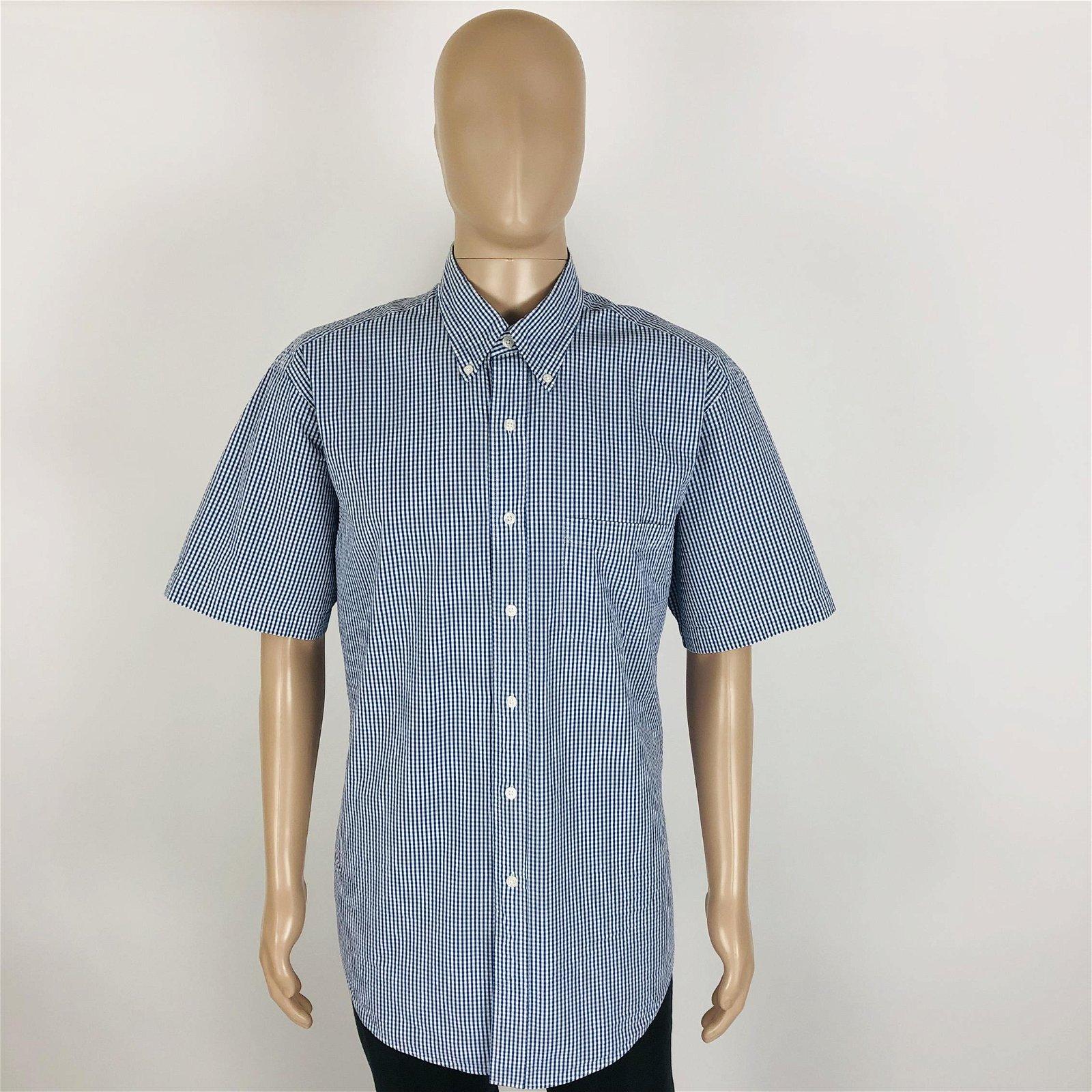 Men's Brooks Borthers Short Sleeve Shirt Top