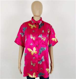 Vintage Women's Pajama Top US 8