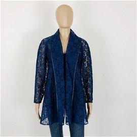 Women's Lace Jacket Cardigan Size US 14