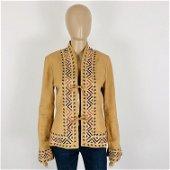 Women's Hennes Collection Linen Blazer Jacket EUR 38 Us