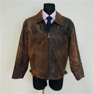 Vintage Men's Gipsy Leather Jacket