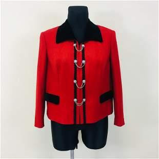 Women's Leni Modelle Wool Blazer Jacket
