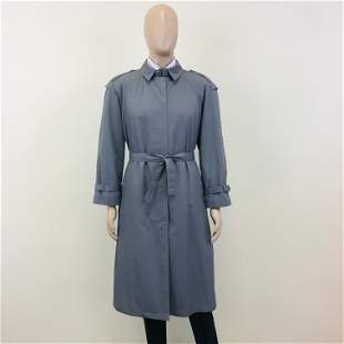 Vintage Men's Teamcity Trench Coat