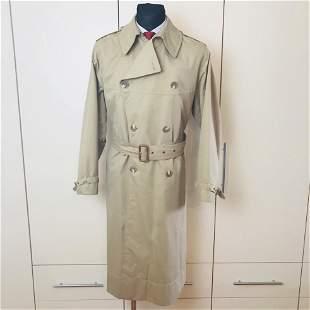 Vintage Men's LEEFORD Trench Coat Size US 40 EUR 50