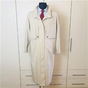 Vintage Men's Bevell Trench Coat Size US 40 EUR 50