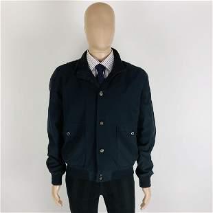 Vintage Men's Ascot Sport Bomber Jacket Size L