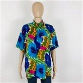 Vintage Women's Gallo Way Designer Loose Fit Shirt L