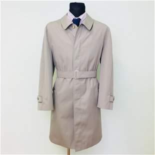 Vintage Men's Trench Coat Size EUR 48 US 38