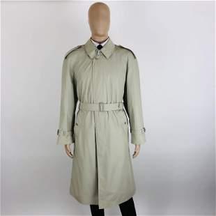 Men's Lord German Designer Trench Coat