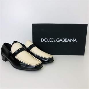 Men's Dolce & Gabbana Leather Shoes US 11.5