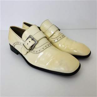 Men's Dolce & Gabbana Leather Shoes US 10