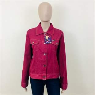 NEW OLD STOCK Women's Shunfa Denim Jacket
