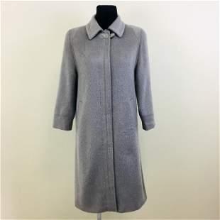 Women's Wool Blend Long Coat