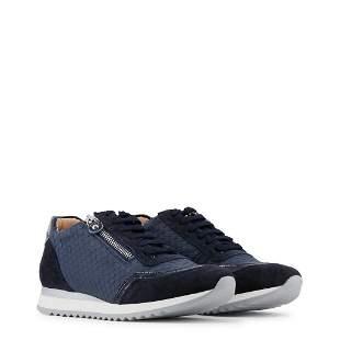 New Women's Arnaldo Toscani Leather Sneakers US 10.5