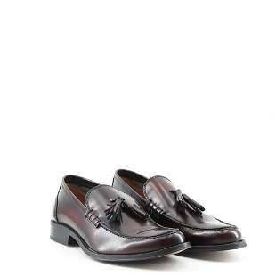 New Men's Italian Leather Loafers Shoes US 12