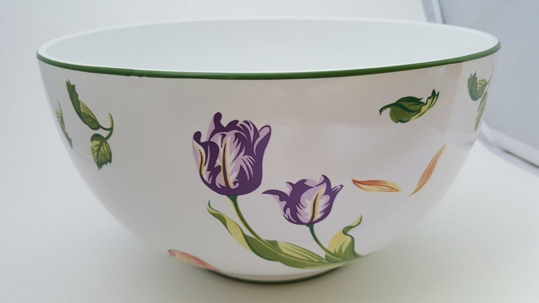 Big Tiffany & Co. Porcelain Bowl - 2