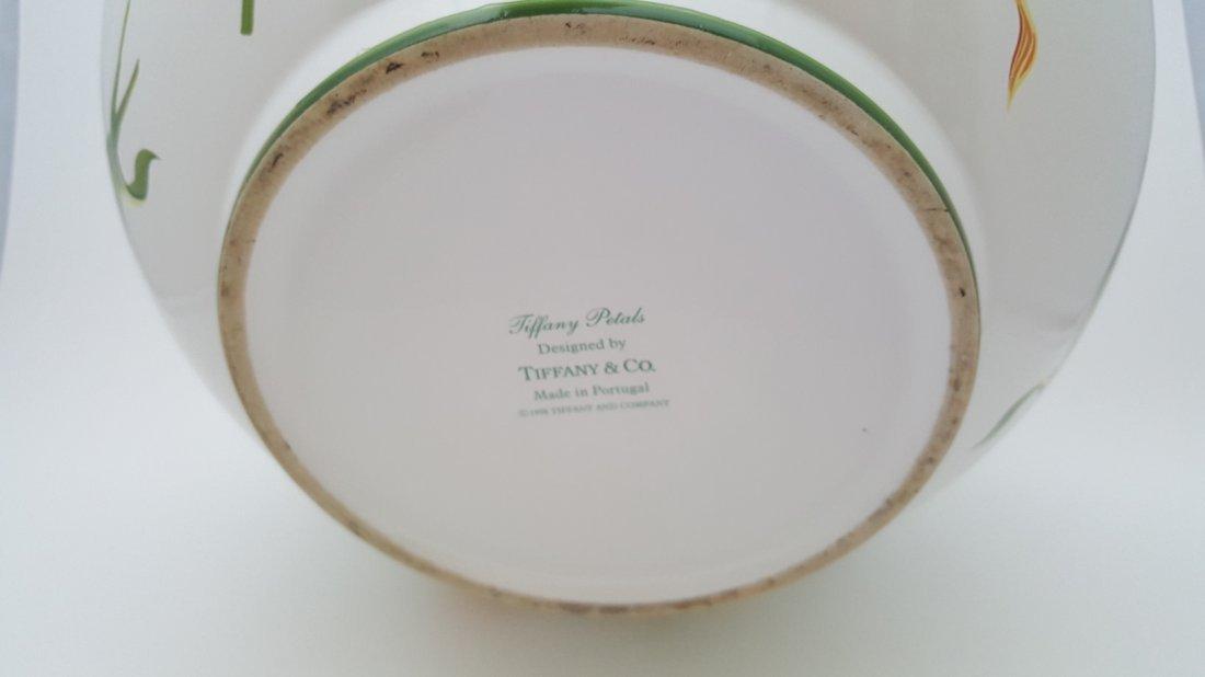 Big Tiffany & Co. Porcelain Bowl - 3