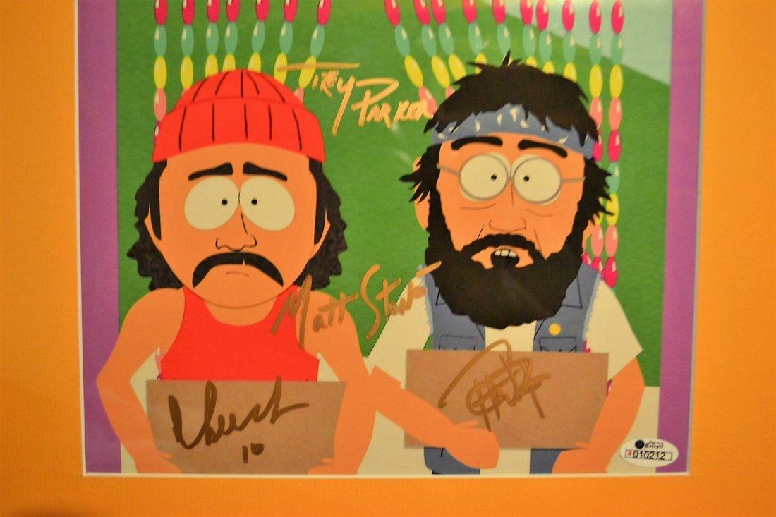 South Park Cheech and Chong Cell , Cheech and chong cel