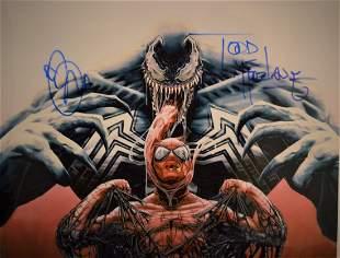 Venom Autograph Mcfarlane Sign Venom