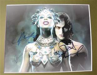 Queen of the Damned Autograph Aaliya Photo, Sign Photo
