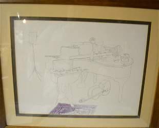 Millicent Tomkins Art Tomkins Original Art