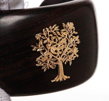 Emily West Brown Cuff  Bracelet - 6