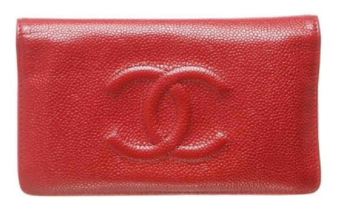 b175b32f35fd4b Chanel Bi-fold Wallet