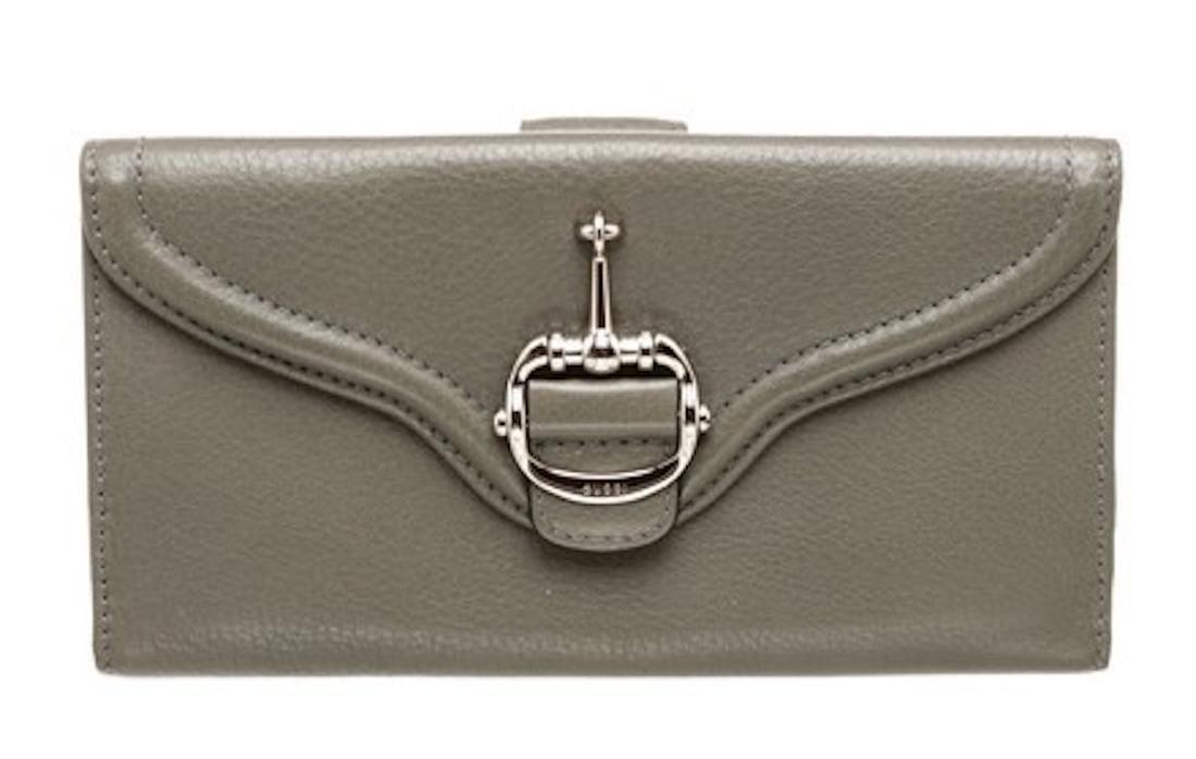 Gucci Checkbook Wallet