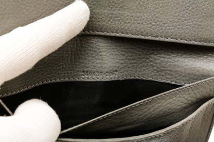 Gucci Checkbook Wallet - 8