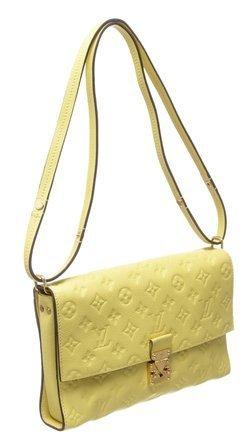 Louis Vuitton  Leather Shoulder Bag - 2