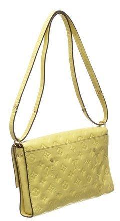 Louis Vuitton  Leather Shoulder Bag - 3