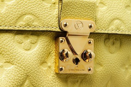 Louis Vuitton  Leather Shoulder Bag - 5