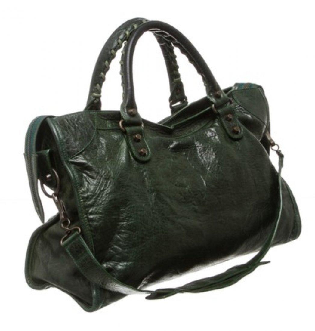 Balenciaga  Leather Shoulder Bag - 3