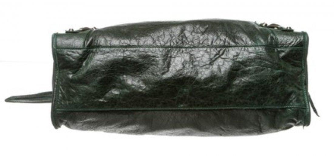 Balenciaga  Leather Shoulder Bag - 4