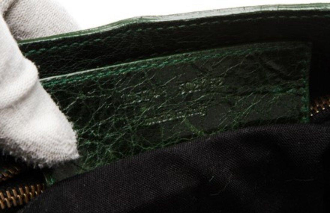 Balenciaga  Leather Shoulder Bag - 6