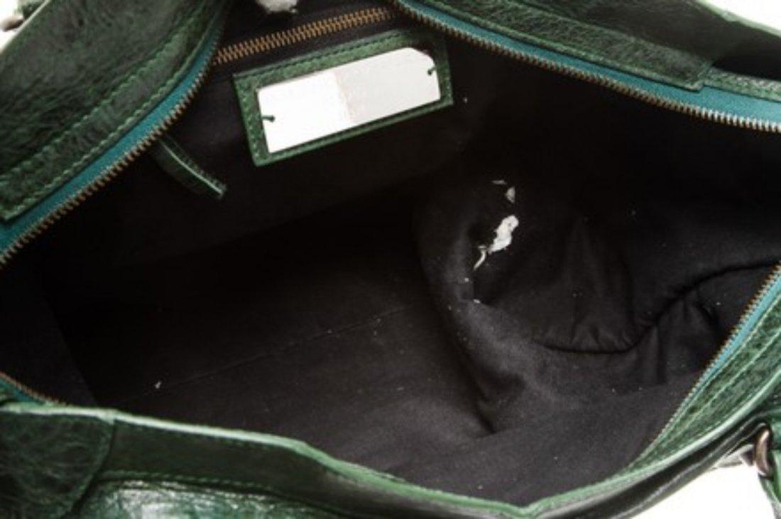 Balenciaga  Leather Shoulder Bag - 7
