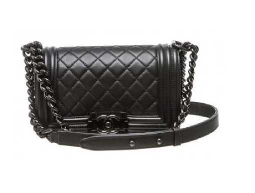 48c77641fab091 Chanel Calfskin Small Flap Bag. placeholder. See Sold Price