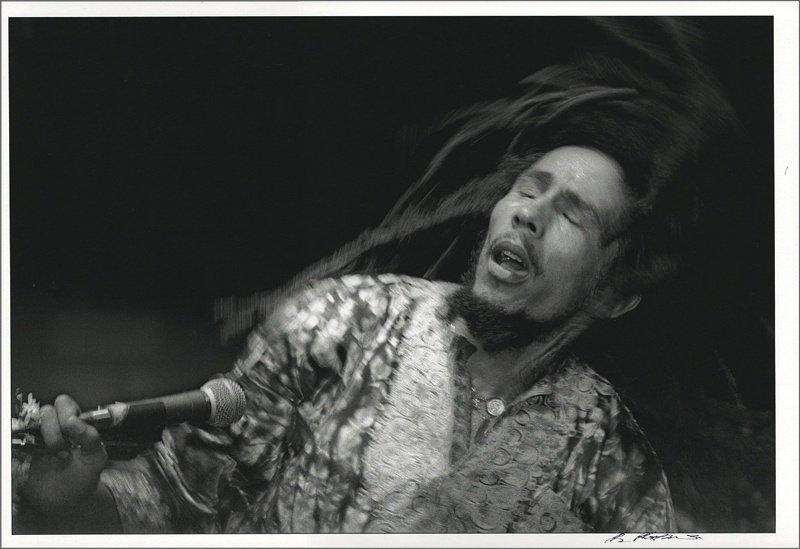 Bob Marley 1976