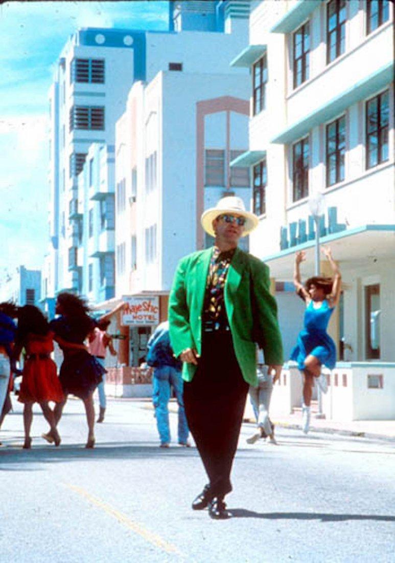 Elton John in Miami