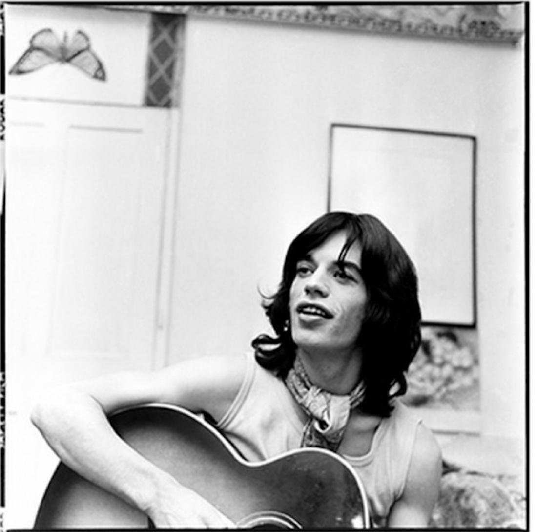 Mick Jagger Acoustic
